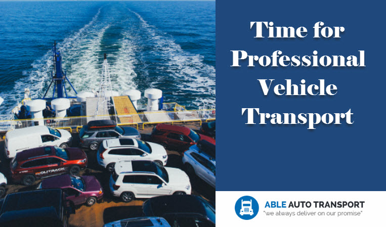 Professional Vehicle Transport