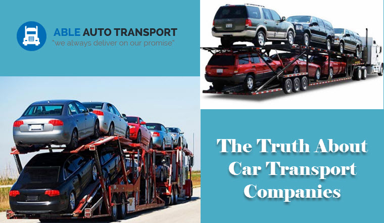The Truth About Car Transport Companies