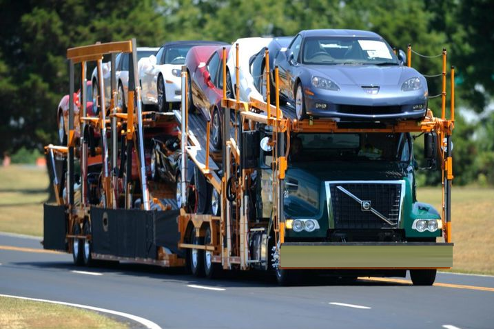 Vehicle Transport in Canada