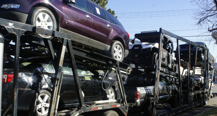 Auto Moving Companies in Canada
