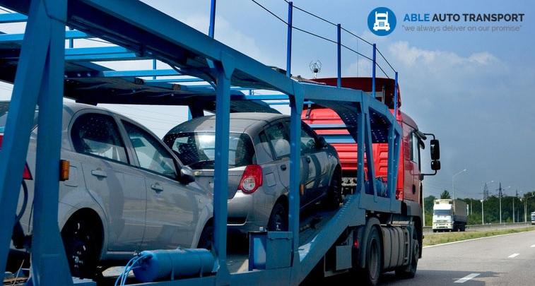 Auto Transport Vancouver
