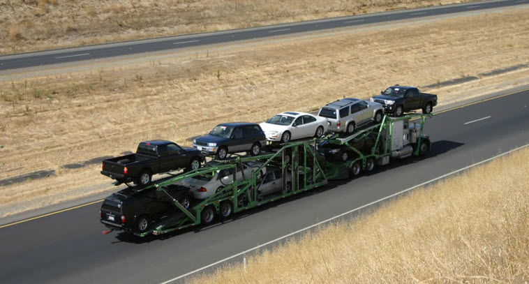 Car Haulers for Vehicle Transport